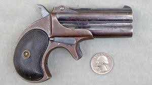What is the smallest but still deadly firearm that someone could ...