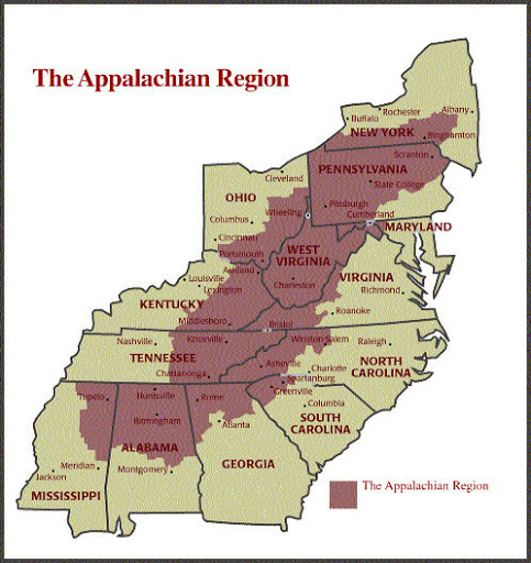 Appalachian Economic Development